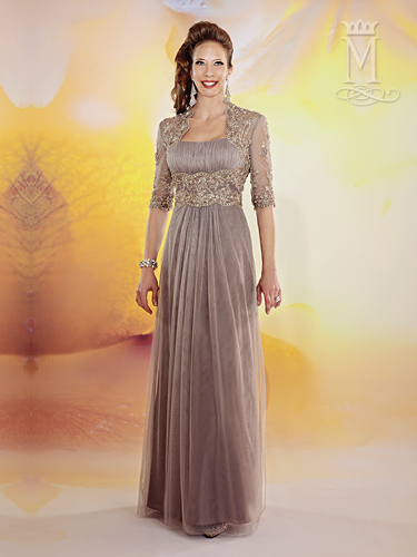 Color Mother Of The Bride Dresses - Style - M2465