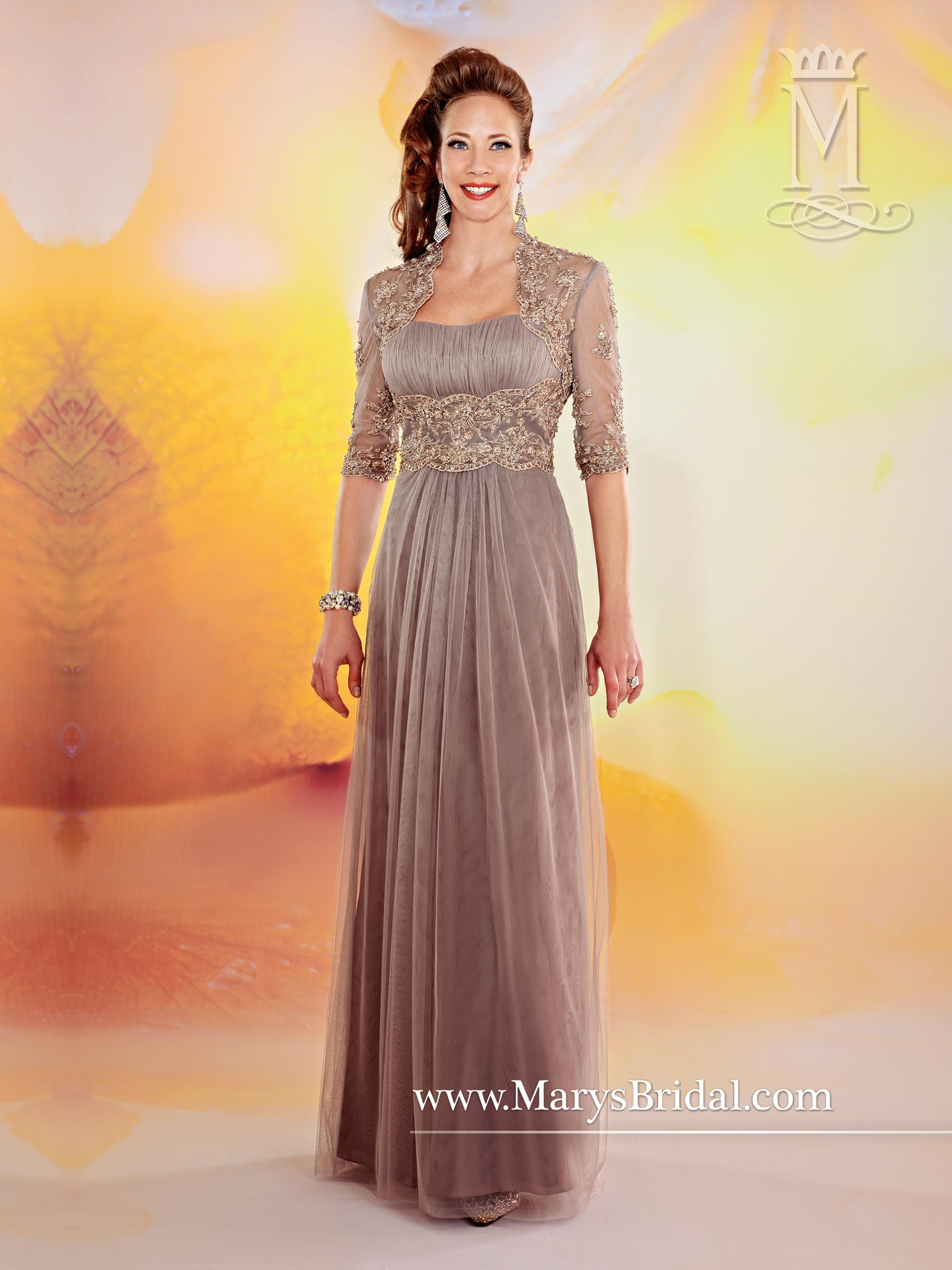 Mother Of The Bride Dresses | Beautiful Mothers | Style - M2465