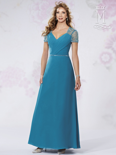 Color Mother Of The Bride Dresses - Style - M2721