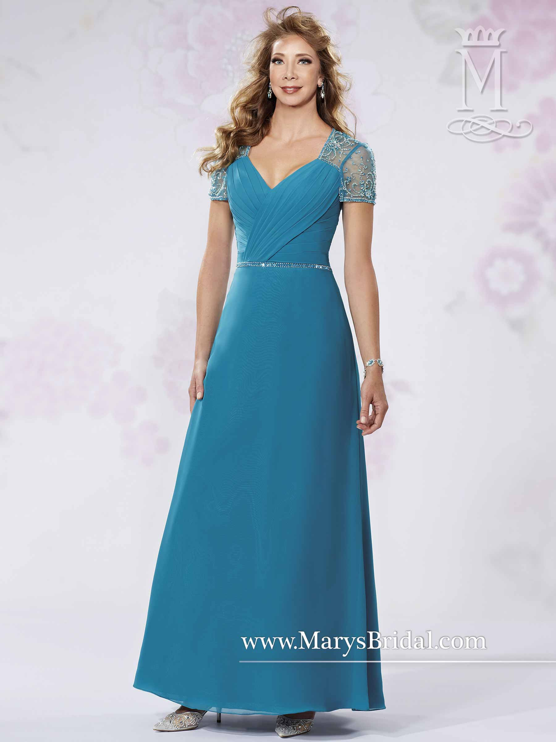 Mother Of The Bride Dresses | Style - M2721 in Shown in Margenta ...