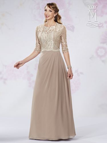 Color Mother Of The Bride Dresses - Style - M2726