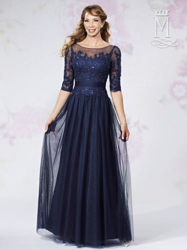 Color Mother Of The Bride Dresses - Style - M2727