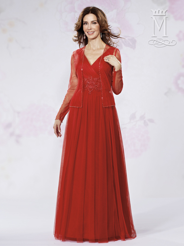 Color Mother Of The Bride Dresses - Style - M2730