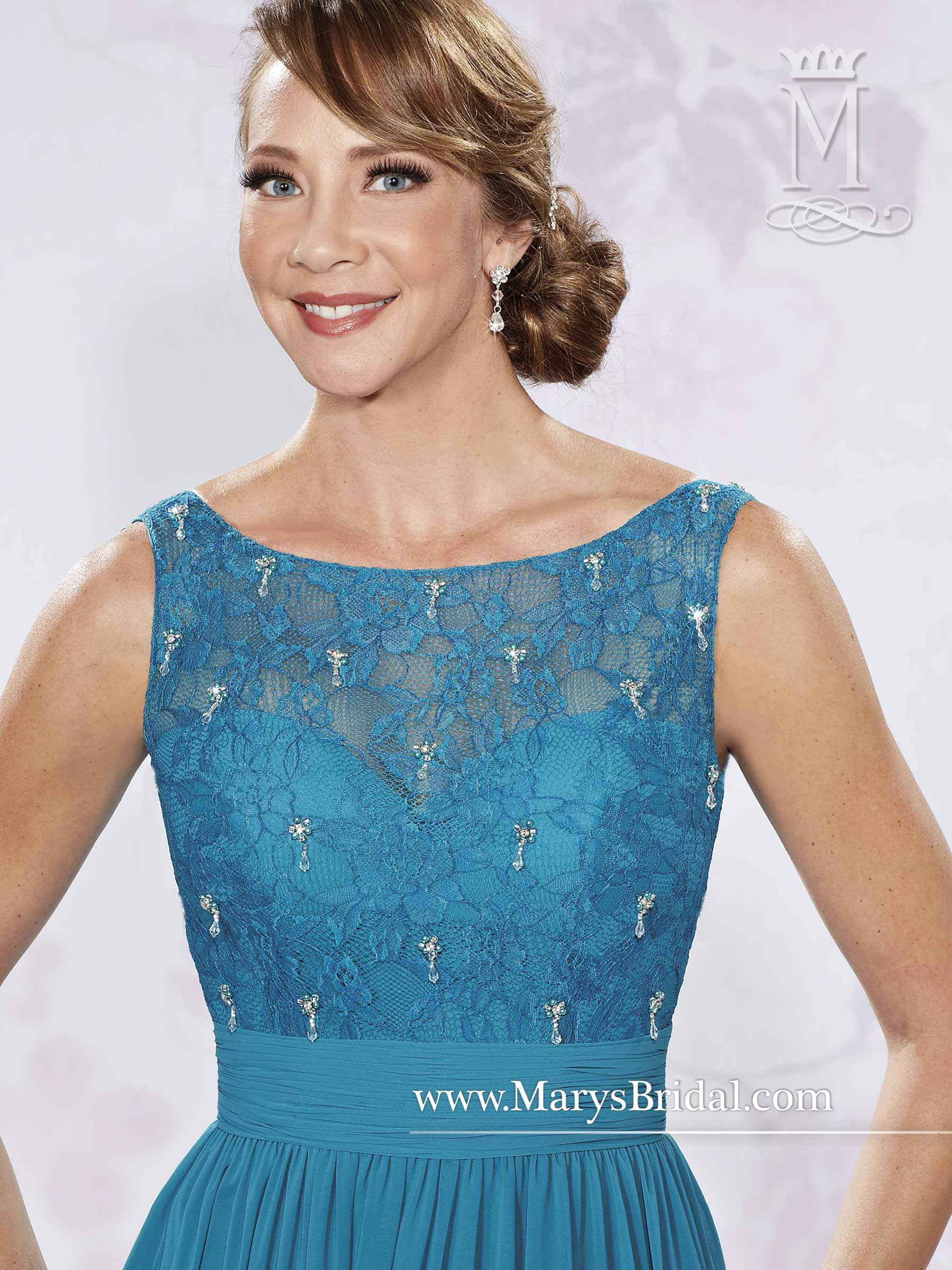 Mother Of The Bride Dresses   Beautiful Mothers   Style - M2731