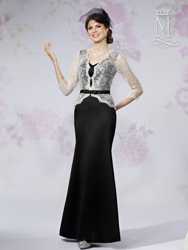 Color Mother Of The Bride Dresses - Style - M2732