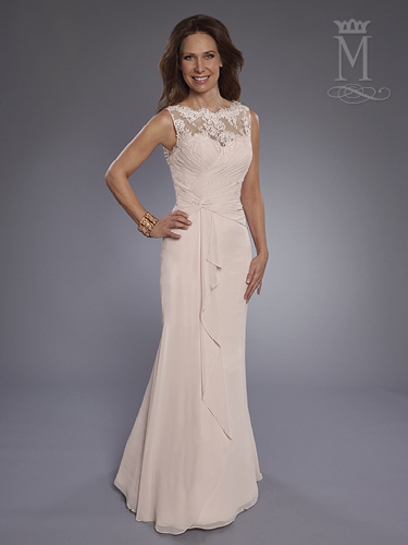 Color Mother Of The Bride Dresses - Style - M2742