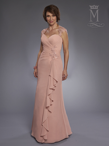Color Mother Of The Bride Dresses - Style - M2743
