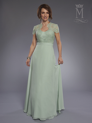 Color Mother Of The Bride Dresses - Style - M2745