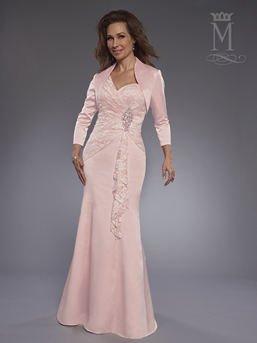 Color Mother Of The Bride Dresses - Style - M2751