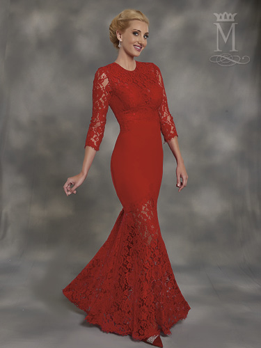 Color Mother Of The Bride Dresses - Style - M2762