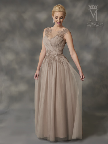 Color Mother Of The Bride Dresses - Style - M2763