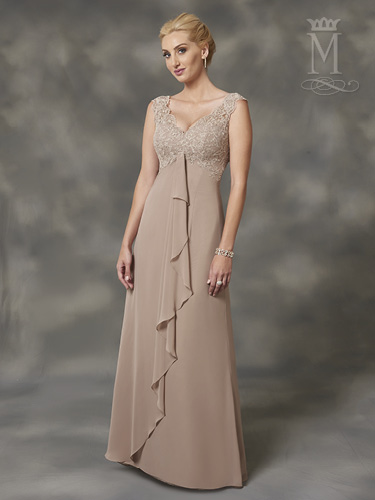 Color Mother Of The Bride Dresses - Style - M2765