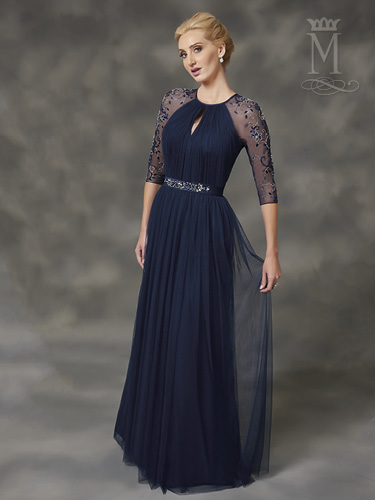 Color Mother Of The Bride Dresses - Style - M2767