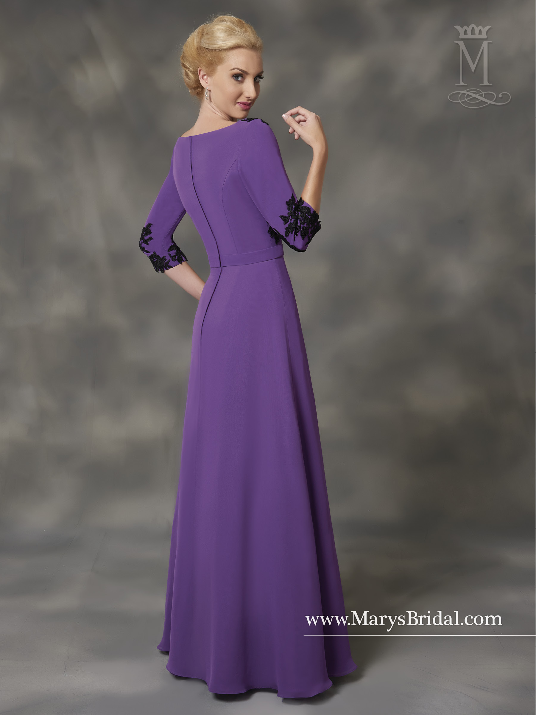 Mother Of The Bride Dresses   Beautiful Mothers   Style - M2769