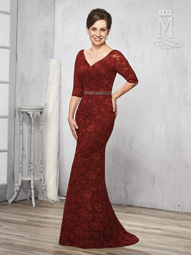 Color Mother Of The Bride Dresses - Style - M2781