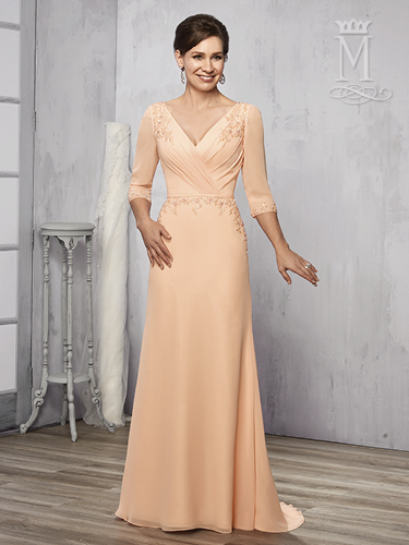 Color Mother Of The Bride Dresses - Style - M2784