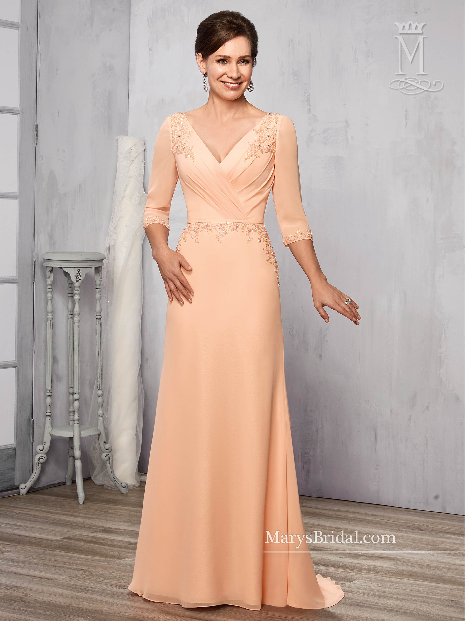 Mother Of The Bride Dresses Beautiful Mothers Style M2784