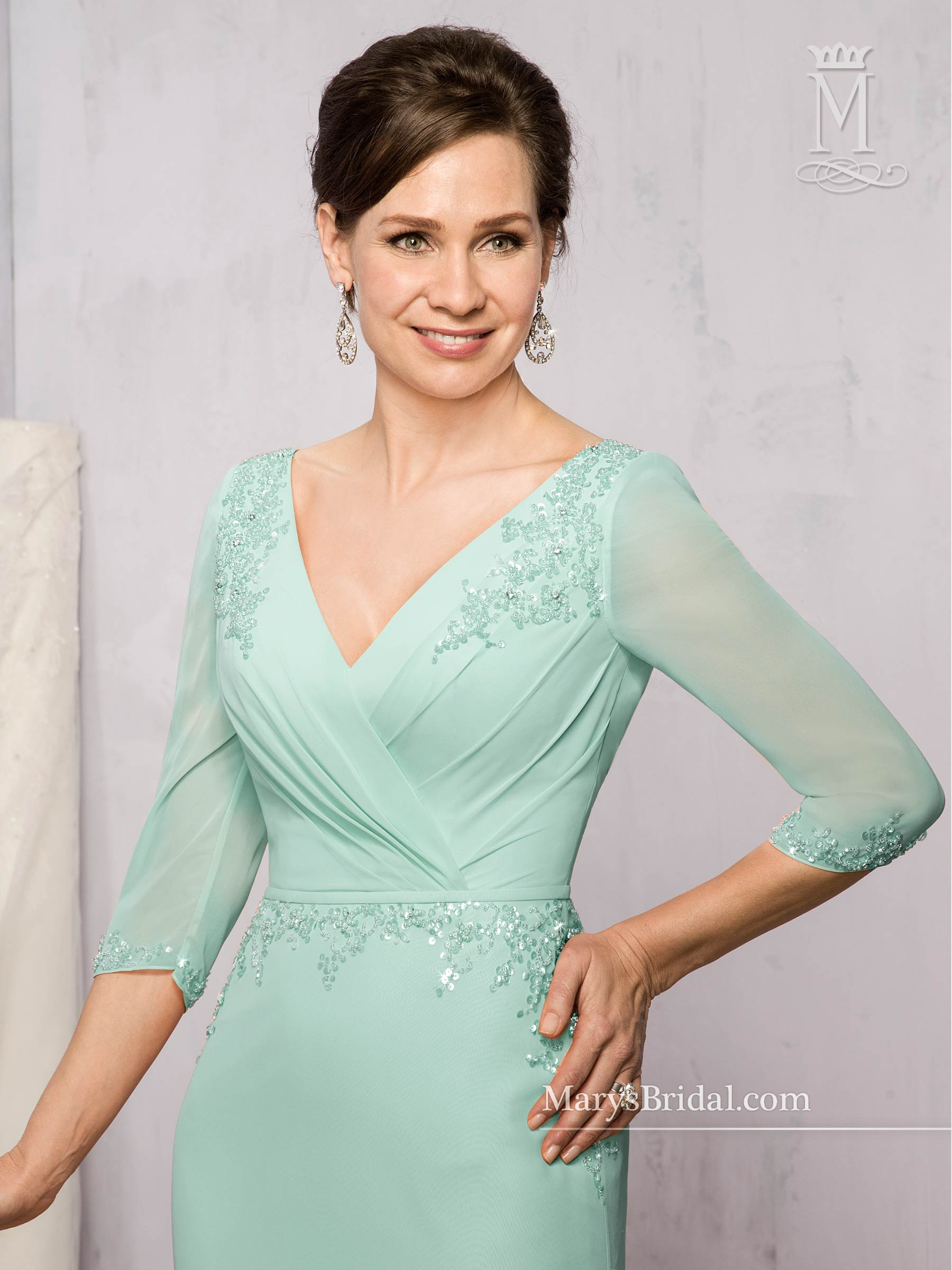 Mother Of The Bride Dresses | Beautiful Mothers | Style - M2784