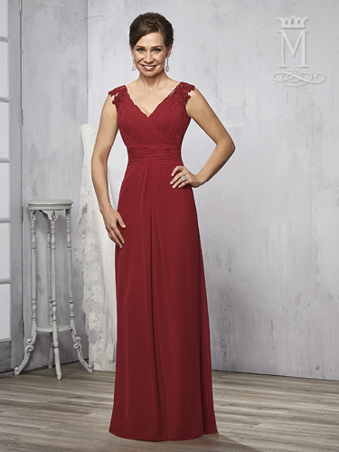 Color Mother Of The Bride Dresses - Style - M2785