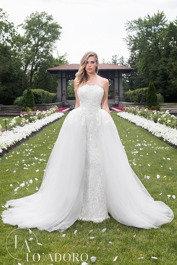 Color Lo Adoro Bridal Dresses - Style - M601