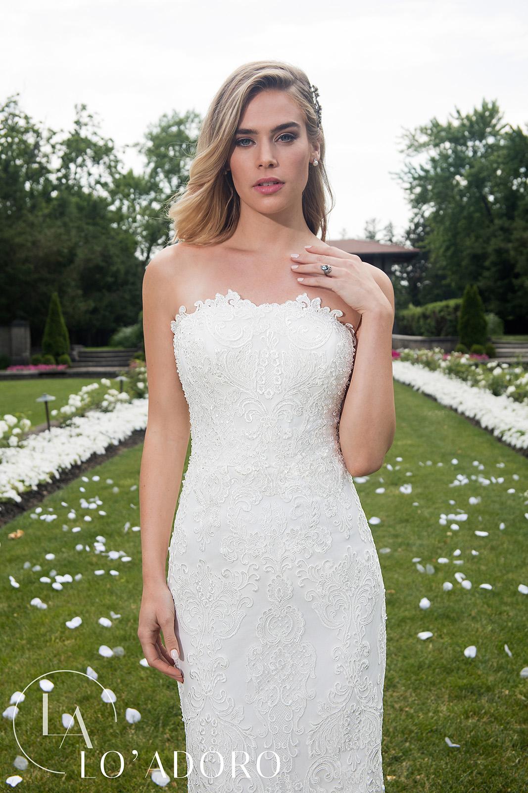 Lo Adoro Bridal Dresses | Lo' Adoro | Style - M601