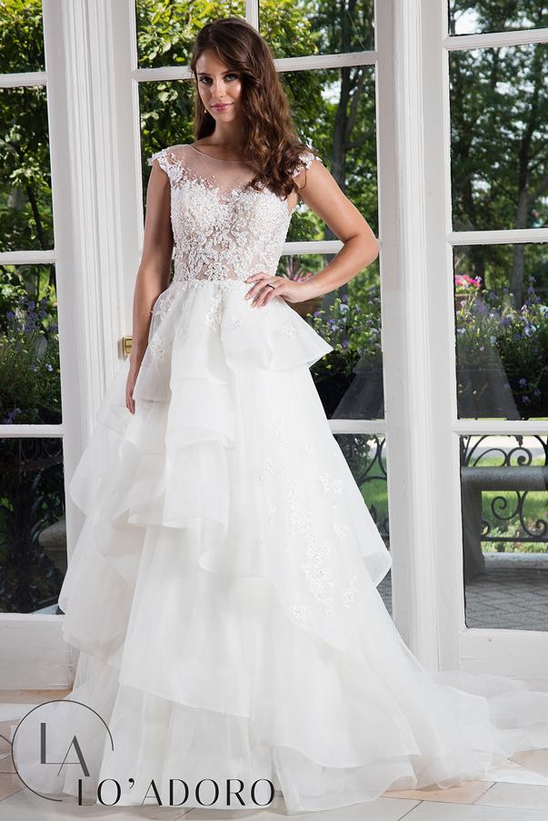 Color Lo Adoro Bridal Dresses - Style - M603