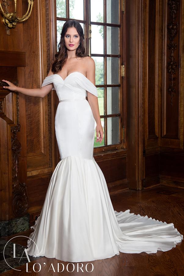 Color Lo Adoro Bridal Dresses - Style - M605