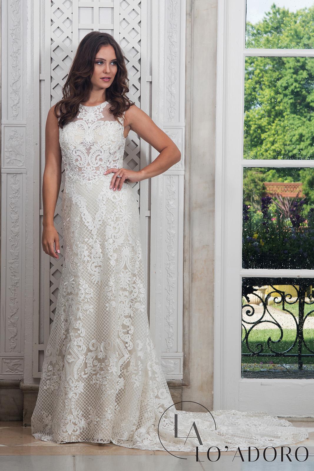Lo Adoro Bridal Dresses | Lo' Adoro | Style - M609