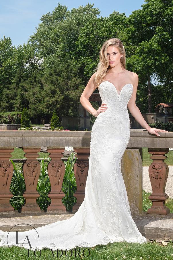 Color Lo Adoro Bridal Dresses - Style - M610