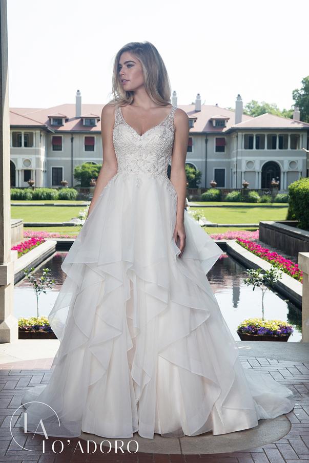 Color Lo Adoro Bridal Dresses - Style - M612