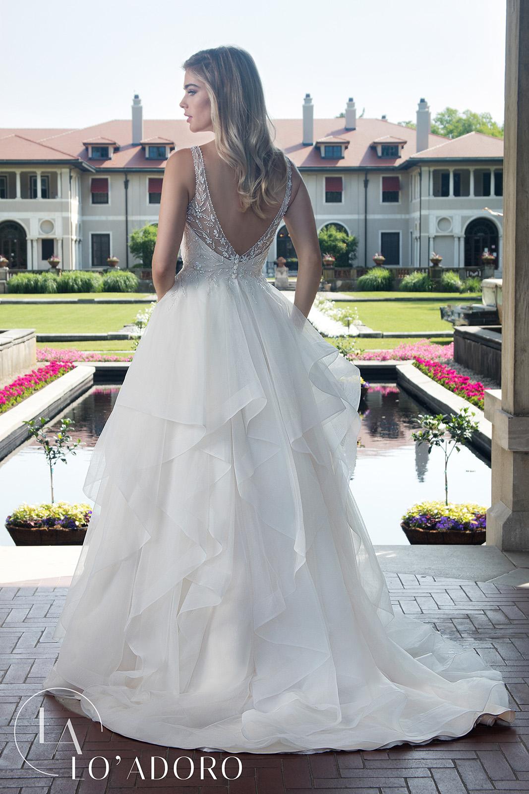 Lo Adoro Bridal Dresses | Lo' Adoro | Style - M612