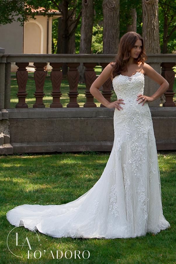 Color Lo Adoro Bridal Dresses - Style - M620