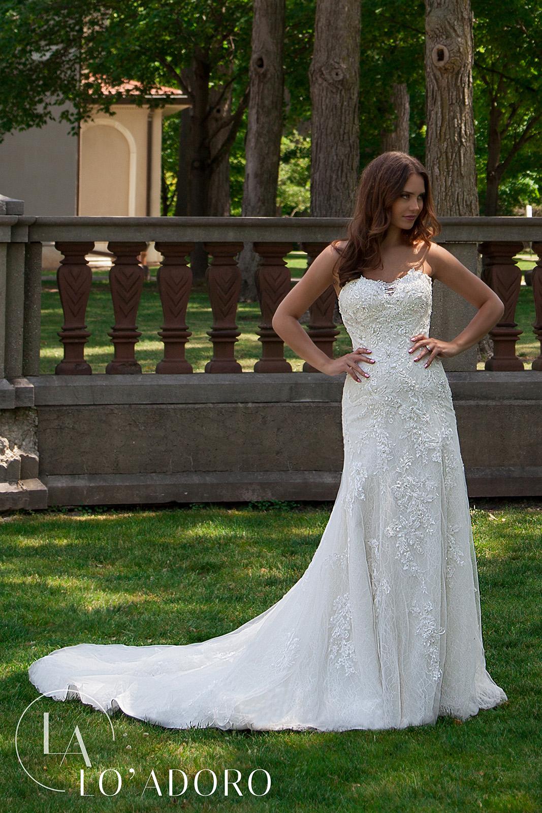 Lo Adoro Bridal Dresses | Lo' Adoro | Style - M620