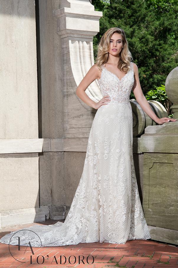 Color Lo Adoro Bridal Dresses - Style - M622