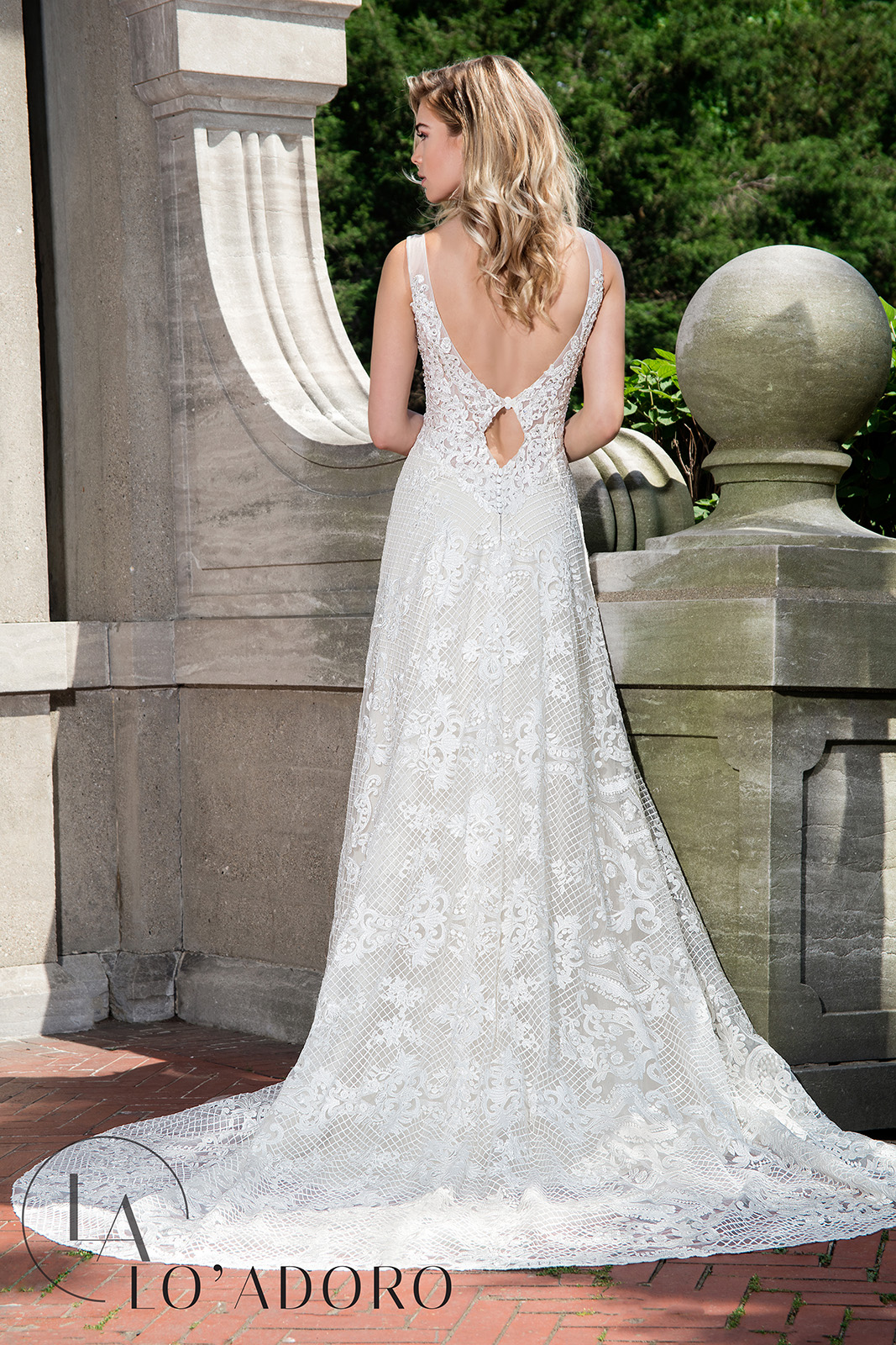 Lo Adoro Bridal Dresses | Lo' Adoro | Style - M622