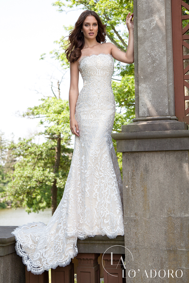 Color Lo Adoro Bridal Dresses - Style - M625