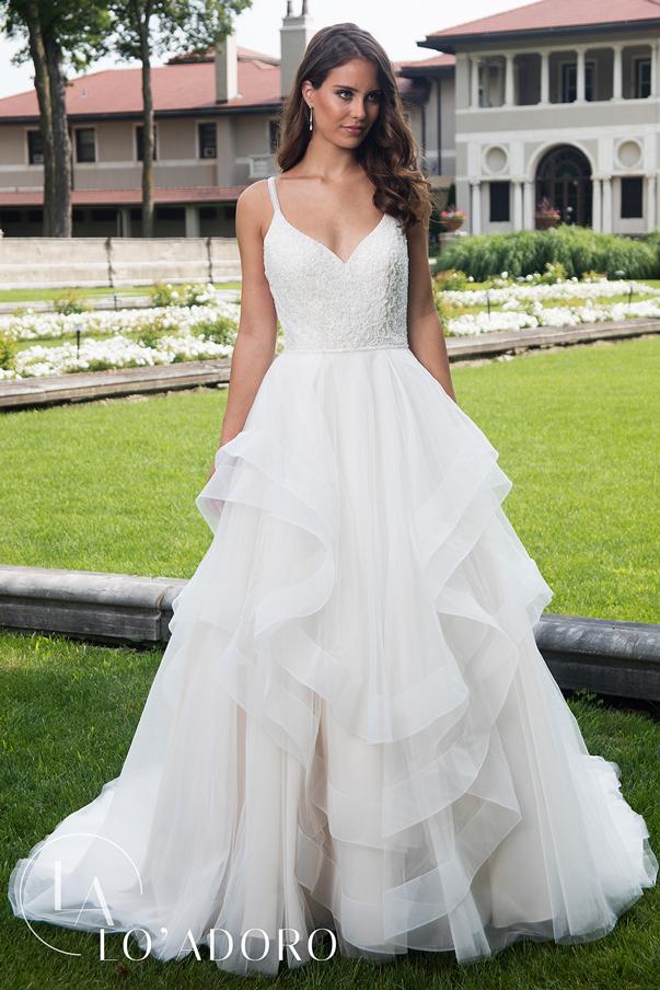 Color Lo Adoro Bridal Dresses - Style - M629