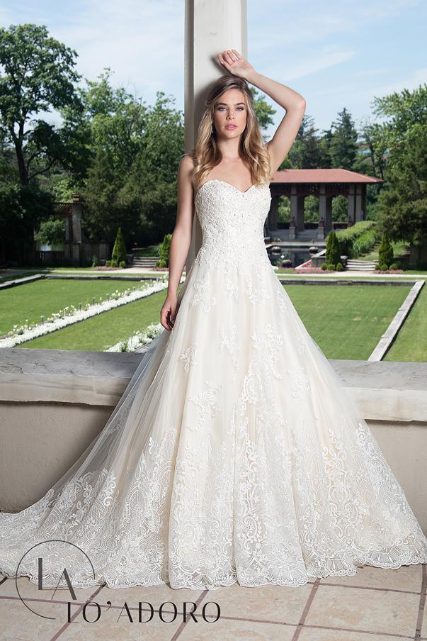 Color Lo Adoro Bridal Dresses - Style - M633
