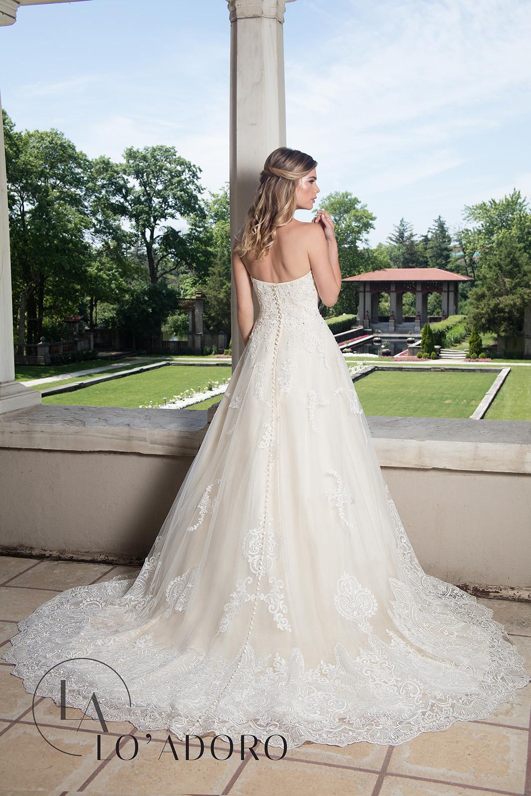 Lo Adoro Bridal Dresses   Lo' Adoro   Style - M633