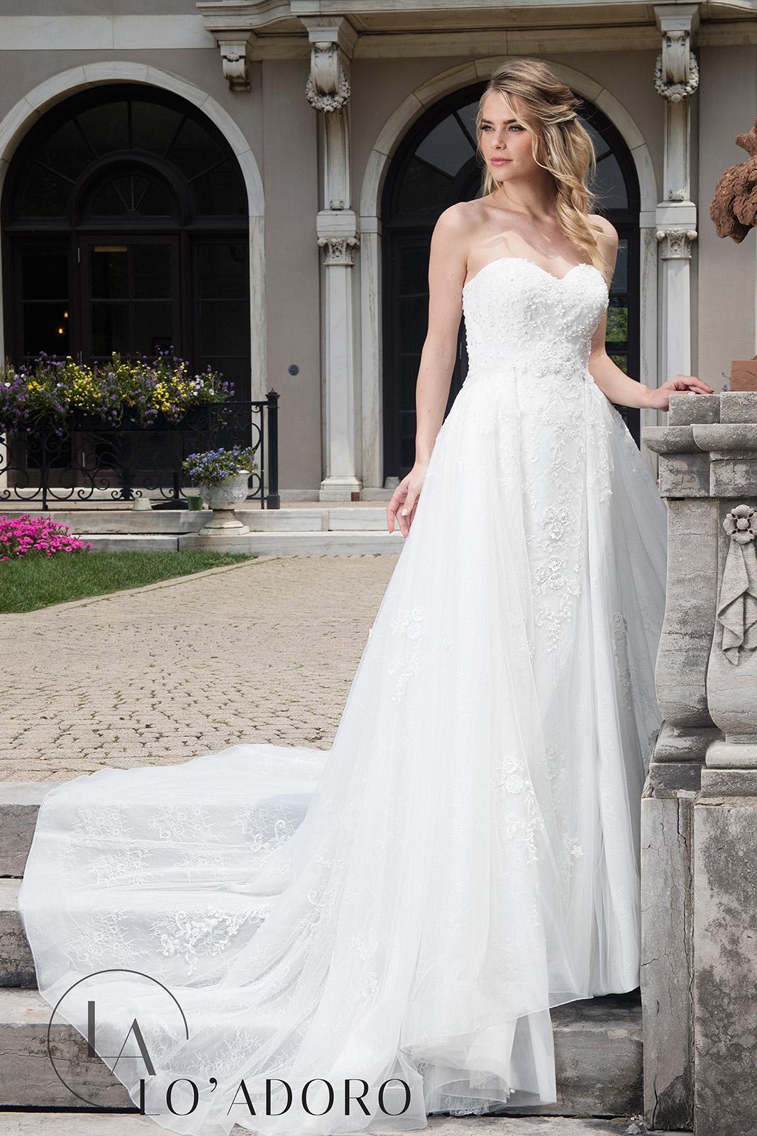 Lo Adoro Bridal Dresses | Lo' Adoro | Style - M638