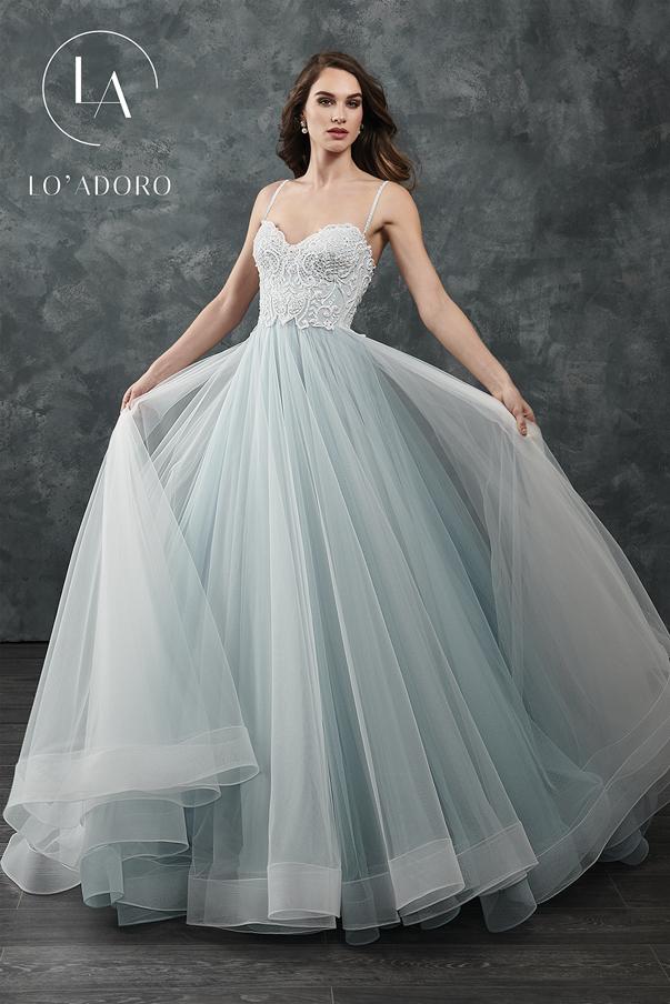 Color Lo Adoro Bridal Dresses - Style - M644