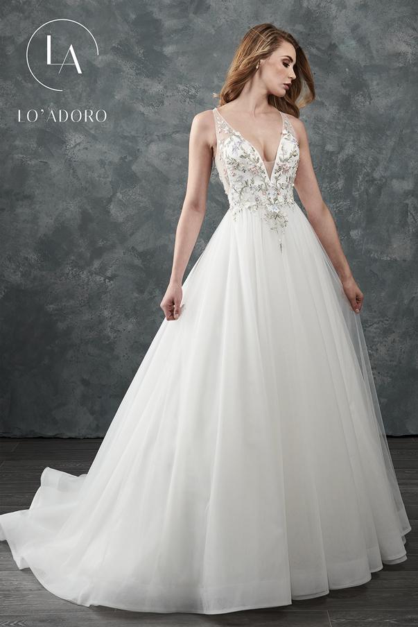 Color Lo Adoro Bridal Dresses - Style - M645