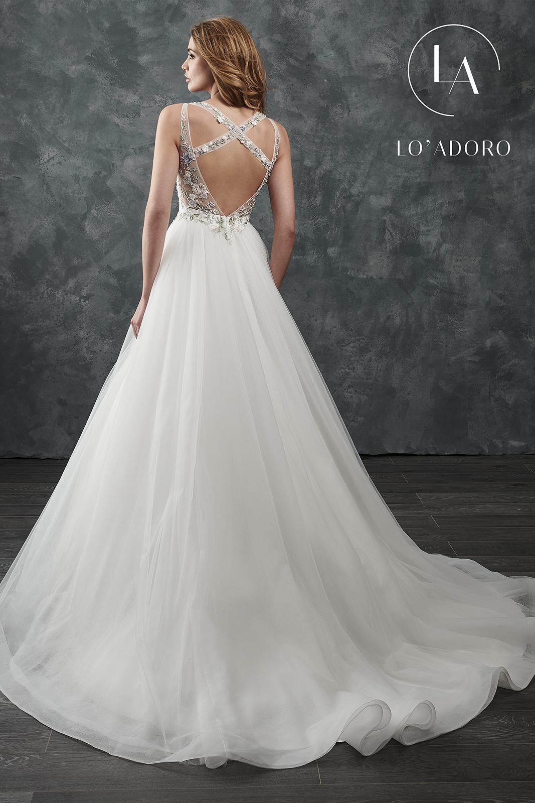 Lo Adoro Bridal Dresses   Lo' Adoro   Style - M645