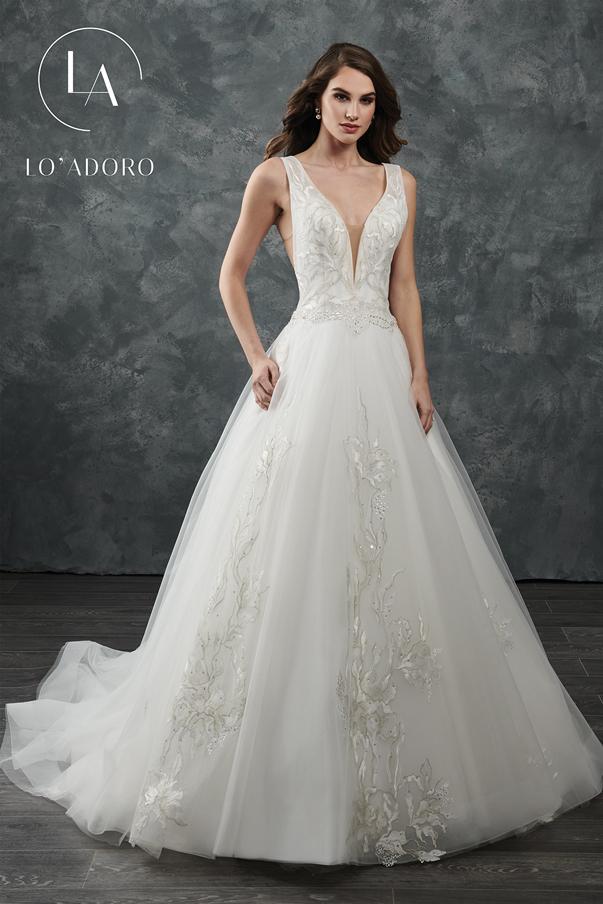 Color Lo Adoro Bridal Dresses - Style - M646