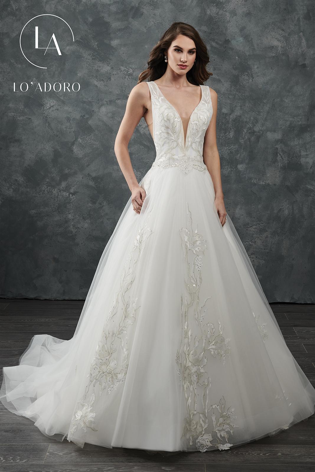 Lo Adoro Bridal Dresses | Lo' Adoro | Style - M646