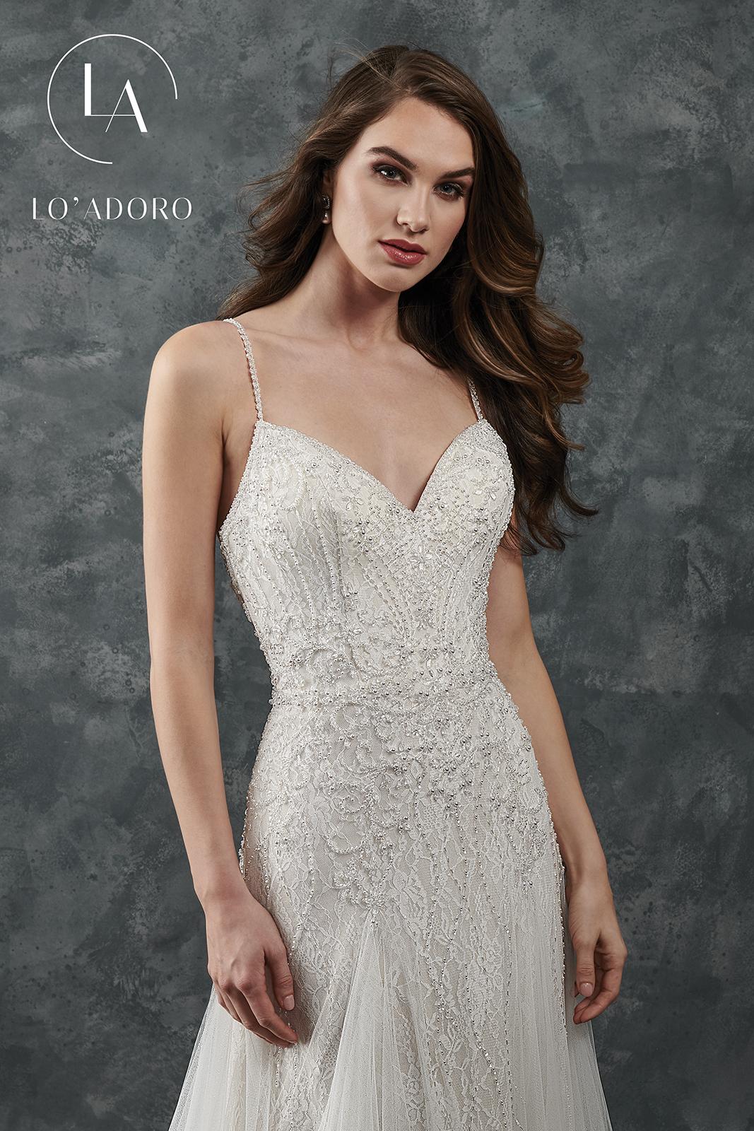 Lo Adoro Bridal Dresses | Lo' Adoro | Style - M650