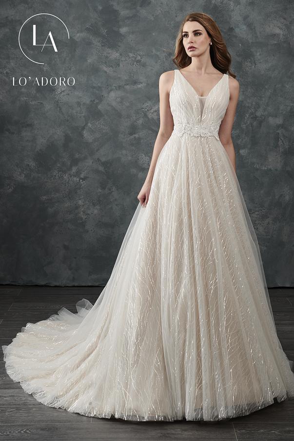 Color Lo Adoro Bridal Dresses - Style - M651