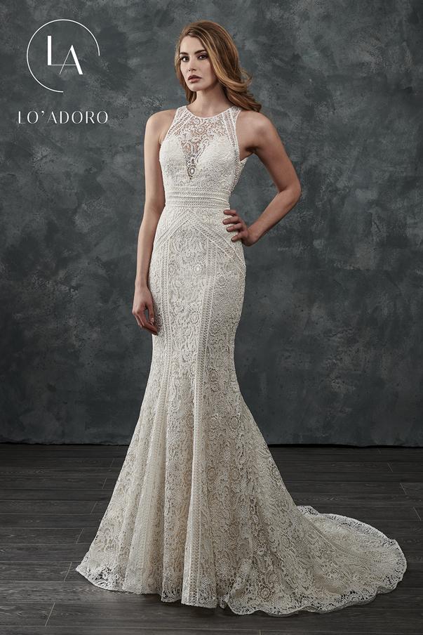Color Lo Adoro Bridal Dresses - Style - M656