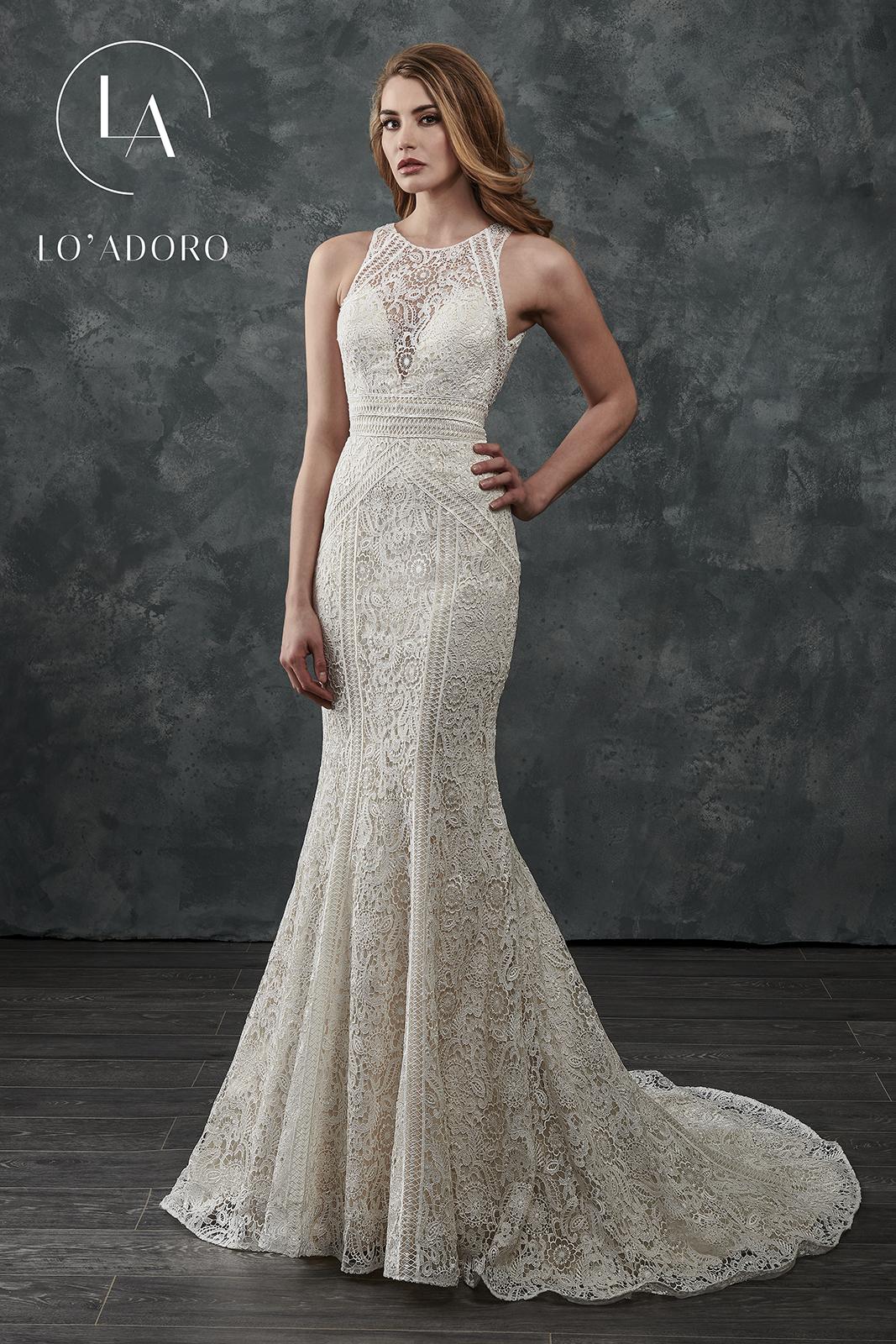 Lo Adoro Bridal Dresses | Lo' Adoro | Style - M656