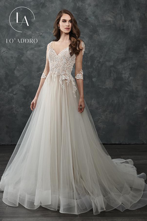 Color Lo Adoro Bridal Dresses - Style - M657
